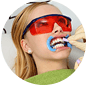 Oral Surgery Sutton - Tooth Whitening patient