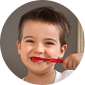 Root Canal Treatment Sutton - Boy brush up