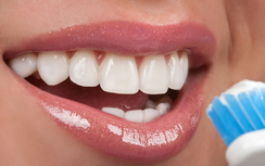 Hygiene Sutton - Brushing teeth