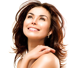 Dental Crowns Sutton - Happy woman
