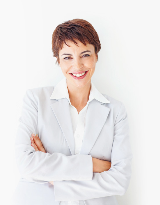 Dental Services Sutton - Happy woman