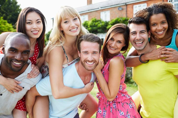 Membership Sutton - Happy people