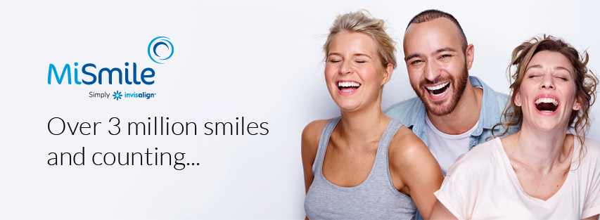 Orthodontics Sutton - Over three million smiles and counting