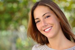 Orthodontics Sutton - Happy woman