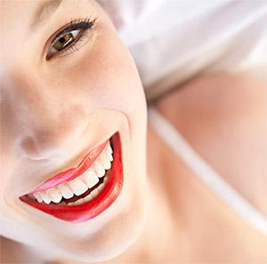 Veneers Sutton - Happy woman