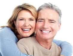 Dental Implants Sutton - Happy old couple