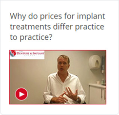 Dental Implants Sutton - Why do prices for implant differ practice to practice
